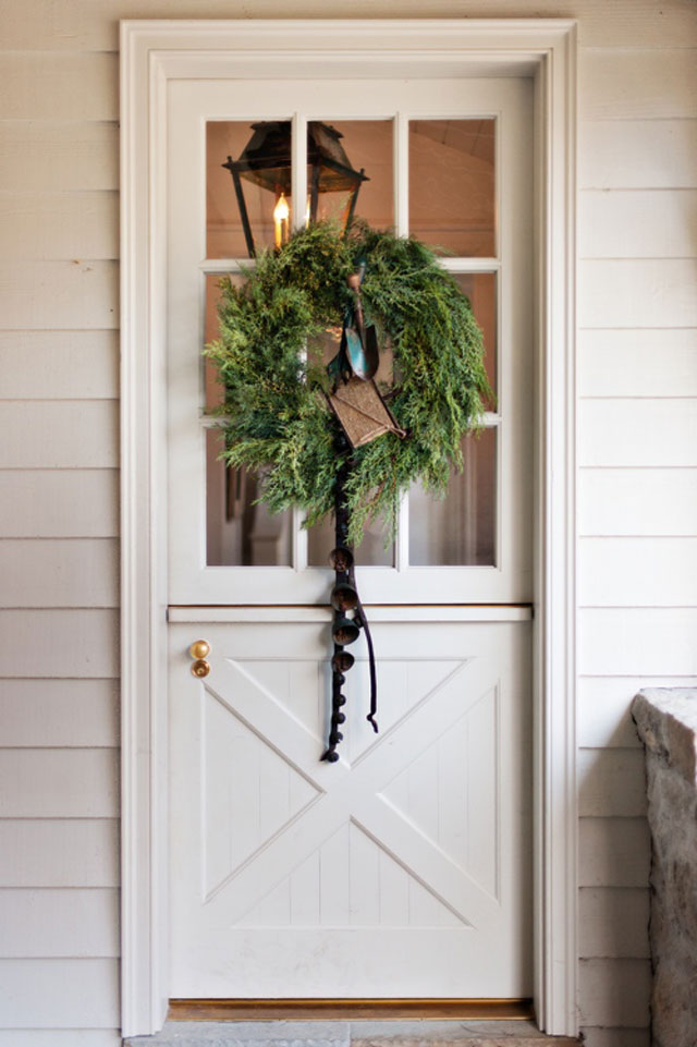 Wreath-Door